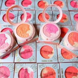 Phấn má hồng Sivanna Colors Glow Fleur Cheeks HF 8113