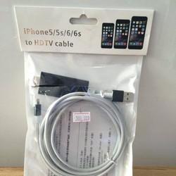 Cáp kết nối IPhone với Tivi