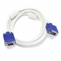 Dây cáp VGA to VGA dài 3m chuyển tín hiệu màn hình, máy chiếu
