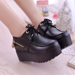 Giày bành mì để độn cá tính BM019D