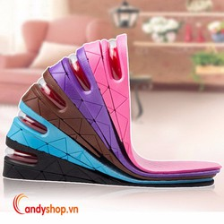 Lót giày không khí 2 lớp 5cm