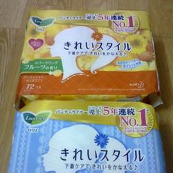 Băng vệ sinh hàng ngày - Laurier - Nhật