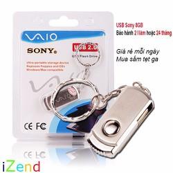 USB Sony 8gb móc khóa BH 2 năm hoặc 24 tháng