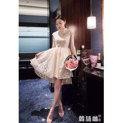 Đầm công chúa cực xinh và dịu dàng-NU HOUSE