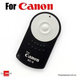 Remote RC6 for canon