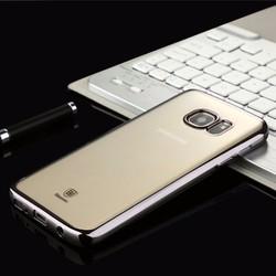 Ốp lưng Galaxy S7 Edge dẻo viền màu Baseus