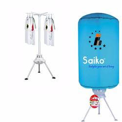 Máy sấy quần áo Saiko CD khung nhôm