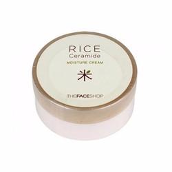 Kem dưỡng trắng da Thefaceshop Rice Ceramide 45ml