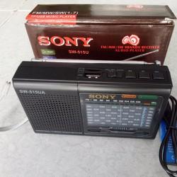 RADIO SONY, MP3 SW-515UA
