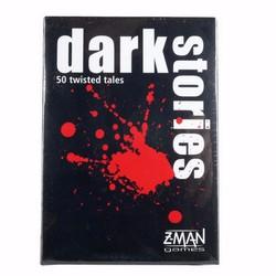 DARK STORIES - NHỮNG CÂU CHUYỆN ĐEN TỐI - GIÁ RẺ