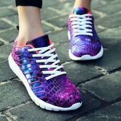 Giày zx xeno tím 2016 cho nữ