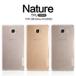 Ốp lưng Silicon Galaxy A9 2016 Nillkin chính hãng