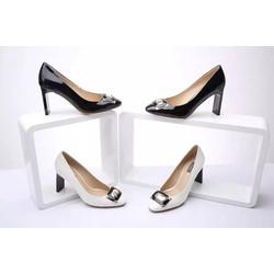 Giày cao gót nữ sang trọng quý phái NEW 2016