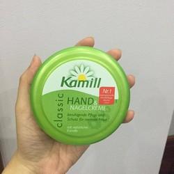 Kem dưỡng da tay và móng Kamill