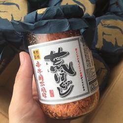 Ruốc cá hồi và trứng cua đỏ Nhật Bản 160g
