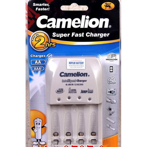 Sạc Camelion BC-905A - 10399122 , 3700537 , 15_3700537 , 300000 , Sac-Camelion-BC-905A-15_3700537 , sendo.vn , Sạc Camelion BC-905A