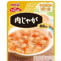 Soup Meiji nấm rơm, đậu hũ và các loại rau củ