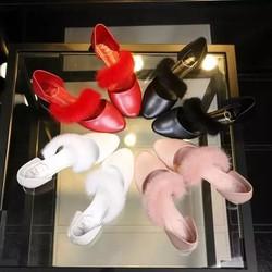 Giày búp bê nữ kiểu dáng sang trọng quý phái HOT 2016