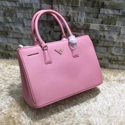 Túi xách Prada Safiano pink