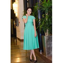 Đầm Xòe Tay Con Xinh