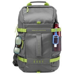 HP 15 Inch Odyssey Backpack Grey