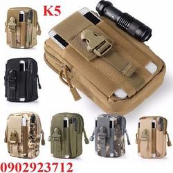 Túi Đeo Lưng Thời Trang Quân Đội Cao Cấp - K5