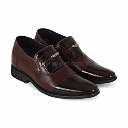 Giày cao nam Da bóng GV006