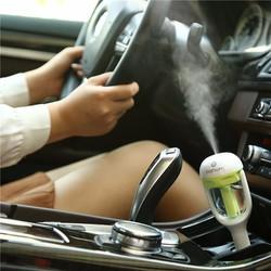 Tẩu hút mùi và tạo ẩm xe hơi