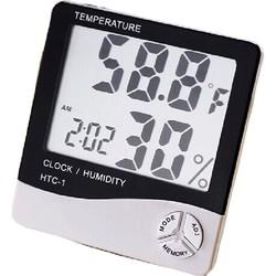 Đồng hồ đo độ ẩm và nhiệt độ