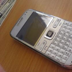 Vỏ Nokia E72 Gold , Đen , Trắng Chính Hãng