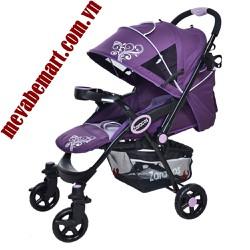 xe đẩy zaracos larry 3186 - purple