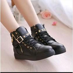 Giày Boot Nữ Đẹp G495
