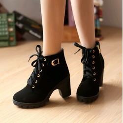 Giày Boot Nữ Đẹp G112