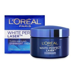 Kem Dưỡng Trắng Da Ban Đêm L'Oreal White Perfect Laser
