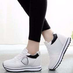 TT05T - Giày sneaker  nữ phong cách Hàn Quốc