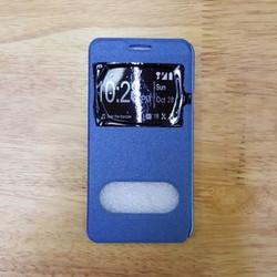 Bao da Samsung Galaxy A3 màu xanh biển