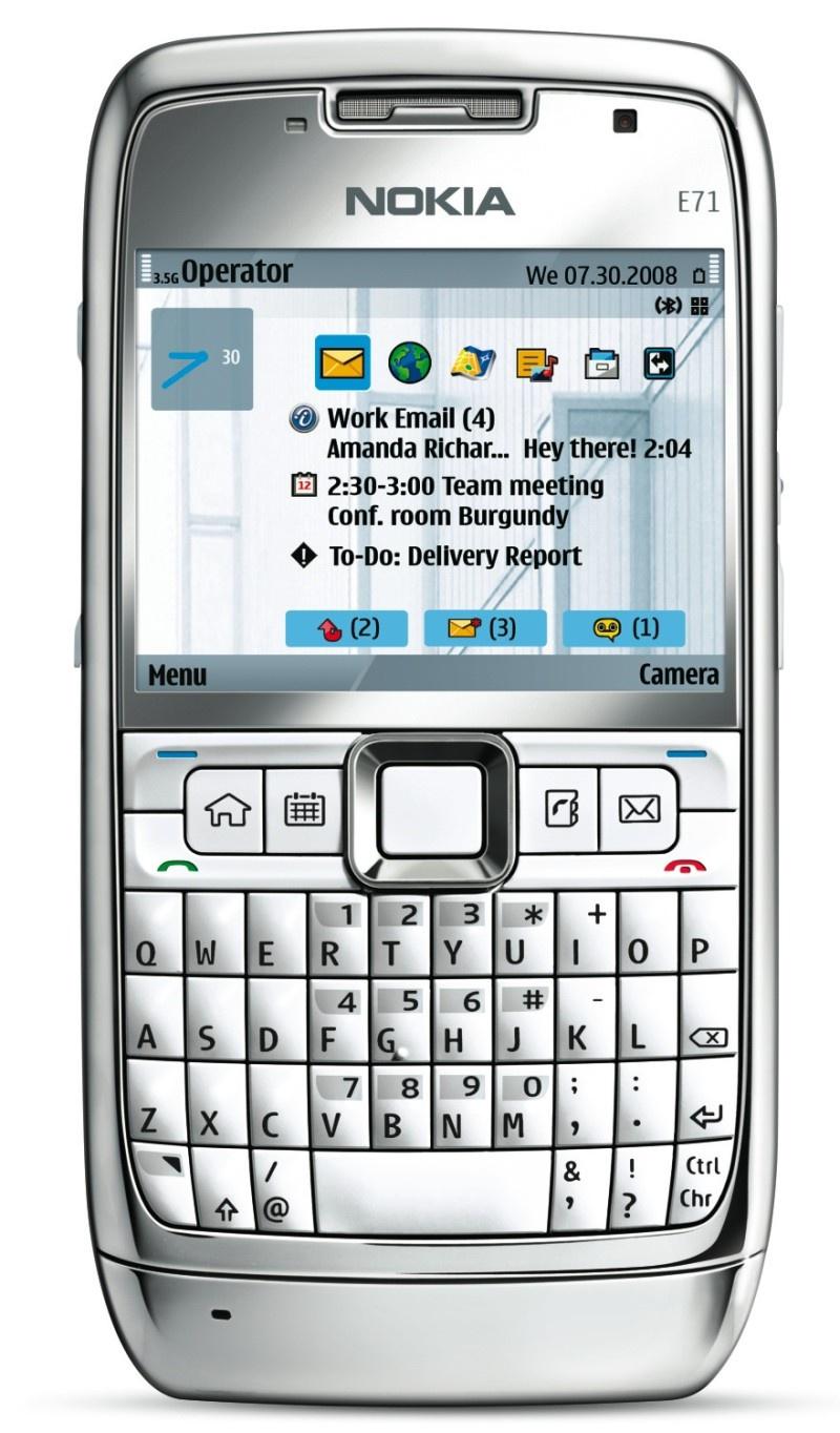 Nokia E71 7