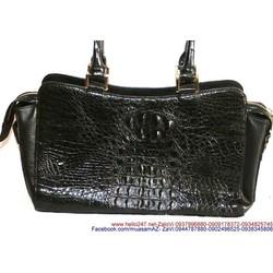 Túi xách thời trang cao cấp da cá sấu sành điệu sang trọng TXCS21