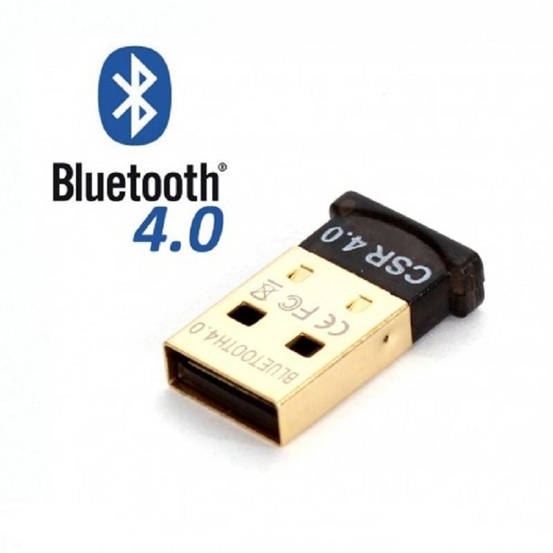 USB Bluetooth CSR 4.0 Dongle cho Máy tính 1