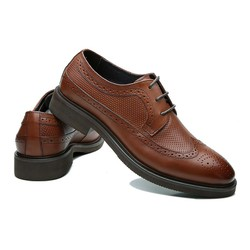 Giày tây nam kiểu dáng mới chất liệu mềm NEW
