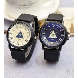 Đồng hồ thời trang nam dây cao su HA32