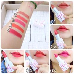 Son Lì Elsie Super Matte Long Lasting Lipstick