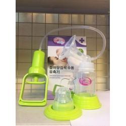 Máy hút sữa bằng tay không BPA GB- Baby Hàn Quốc