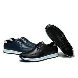 Giày lười nam chất liệu da biểu bì mềm chất lượng cao