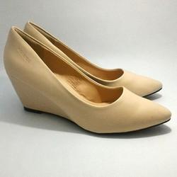 Giày cao gót đế xuồng Kaleea 7cm