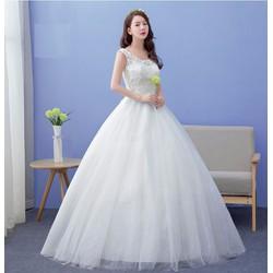 Váy cưới công chúa - M526