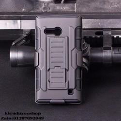 Ốp lưng Lumia 730 chống sốc đeo thắt lưng