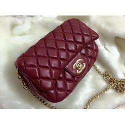 Túi xách Chanel Classic mini 18cm