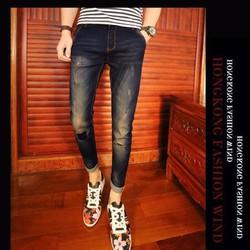 Mã số: MM1052 - Quần jeans nam trẻ trung cá tính