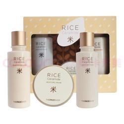 Bộ dưỡng da Rice Ceramide Moisture Line THE FACE SHOP